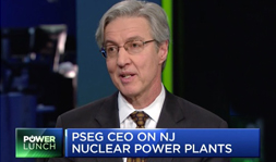 Ralph Izzo, Chairman of the Board, President & Chief Executive Officer - PSEG