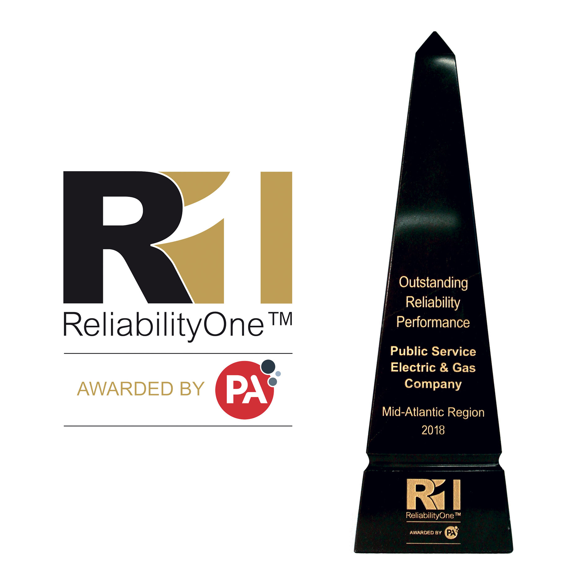 PSE&G receives the ReliabilityOne™ Award for Outstanding Reliability Performance in the Mid-Atlantic Region for the 17th consecutive year.
