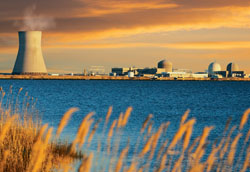 Located on the Delaware River in southern New Jersey, the Salem and Hope Creek Nuclear Generating Stations have a capacity of 3,468 MW (100%) / 2,490 MW (PSEG share) of energy.